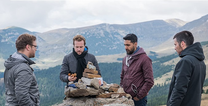 Review Sinopsis Film The Ritual (2018)